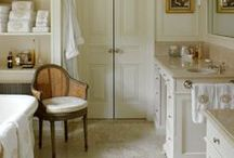 bathrooms / by Elizabeth de Montfort Walker