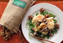 Walnut Recipes by Bloggers / Awesome walnut recipes from bloggers! / by California Walnuts
