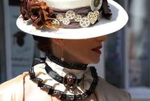 Steam Lovely / Steampunk / Dieselpunk / Weird West Fashion and DIY / by Kathy Slaughter