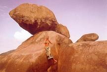 mood: mox / gold, orange, pink, adventure / by Mary Harding Talbot