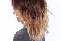 gettin my hair did / by Sarah Stafiej