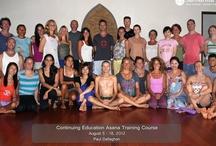 Yoga Teacher Training / by Samahita Retreat