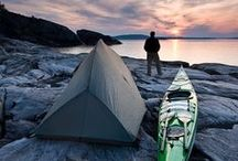 The Campsite / At home in the outdoors. / by Outdoor Minded Mag