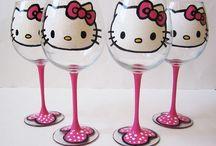 Hello Kitty / I am a grown woman and I love Hello Kitty. / by Venus Aviv