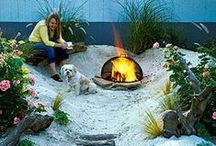 Backyard Spaces / by Outdoor Minded Mag