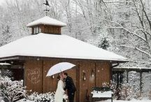 Winter Weddings / Whether holiday-inspired or in the middle of a winter wonderland, here are some great ideas for a romantic winter wedding.  / by Eddy K Bridal