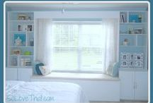 Master Bedroom Ideas / by Charity@ SoLoveThat.com