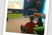 Game Room Ideas / by Charity@ SoLoveThat.com