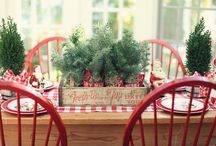 Christmas Tablescapes / by Anita Crisp