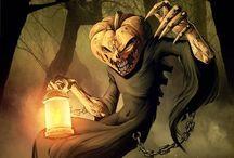 Halloween Splendor  / by Anita Crisp