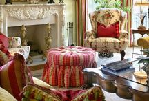 Living and Family Rooms / by Anita Crisp