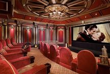 Game and Theatre Rooms / by Anita Crisp