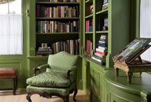 Bookcases / by Anita Crisp