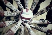 Volleyball / by Brenda Thomason
