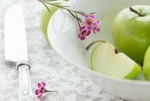 * Apples...an apple a day... (-'_'-) / by Marie-José Ploeger-Koppers