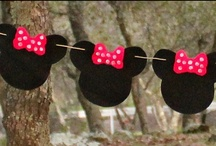 minnie mouse birthday / by InvitationCeleb