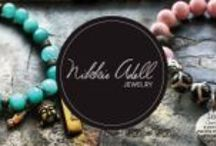 NikkieAdell.bigcartel.com / My very own online  boutique Visit nikkieadell.bigcartel.com  / by NikkieAdell JEWELRY