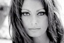 Sophia Loren / by André Forrière