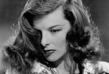 Katharine Hepburn / by André Forrière