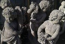 Amongst the Antiquity: Jardin / by PAMELA de Santa Fe