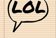 Little Mrs funny business / Hahaha  LOL  TeeHeeHee / by Becki Anderson