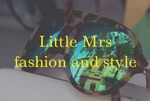 Little Mrs style and fashion / Avoiding Mom jeans / by Becki Anderson