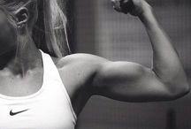 Fitness goals / by Megan McLemore