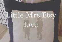 Little Mrs Etsy love / All things Etsy... / by Becki Anderson