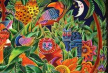 Color Cache / by Carol Simmons