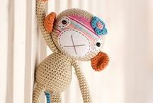 Crafty Knit and Crochet ideas / by Tania @ Crafty Stuff Baby Hats & Props South Africa