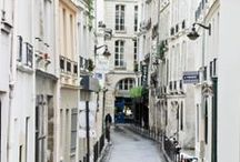 Paris / by Kate Nyland-Hoke