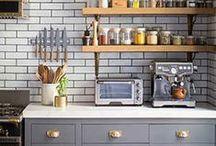 Kitchen / by Kate Nyland-Hoke