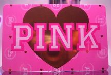 Dreaming in VS Pink / by April D.