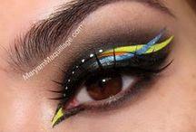 eye make-up / by Marta Podgorska