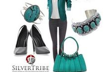 Fall Fashion 101 / Fall fashion is here! Beautiful and bold styles top this seasons fashion! Browse through our Fall Fashion Guide to get our favorite fall trends as well as ways to complement these trends with your jewelry! / by SilverTribe.com