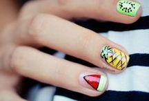 Nails / by Kate Nyland-Hoke