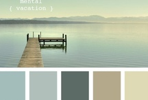 Color Inspiration / by Windswept Coast