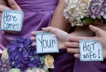 wedding inspirations! / (now that I'm engaged!!) / by Jessica Mankel