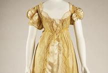 Historical/Vintage: Yellows, Golds / by Kate Bartholomew