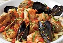 Seafood / by Jackie Albasini