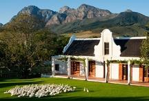 Cape Dutch Architecture / by Jackie Albasini
