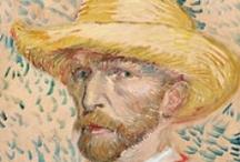 Art: Vincent Van Gogh / Vincent van Gogh art. / by Jim Sharp