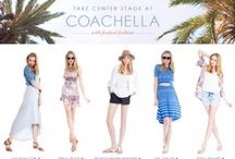 Festival Fashion: Coachella 2014 / Three Dots is ready for Coachella 2014! / by Three Dots