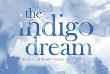 Indigo Dream / Casual Cool Meets Classic Americana Vintage / by Three Dots