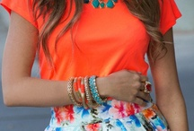 fashionably / clothes that love and inspire :) / by Sierra Danford