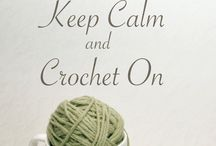Craft Ideas/Crochet / by Benitra Cook