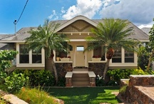 Hawaii Craftsman Cottages & Plantation Cottages / by HOME SHOPPE HAWAII - Oahu Real Estate Services
