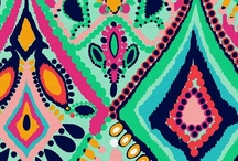 patterns, prints & pretty things / by Lexie Reed