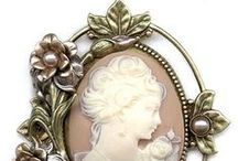 The Cameo Intaglio / by The Daring Comet