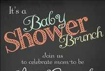 Baby Shower / by Trina Marie Pederson